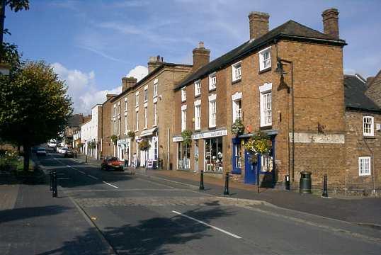 Broseley High Street
